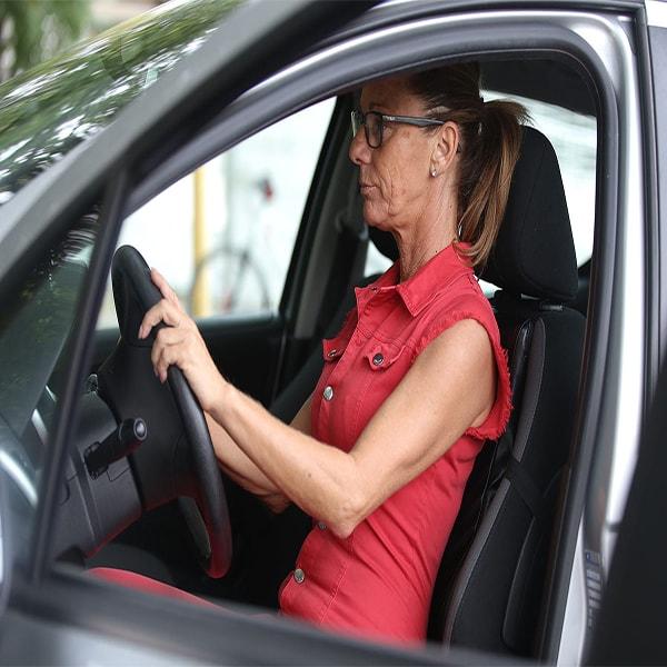 Backrack™ Car Seat Back Support