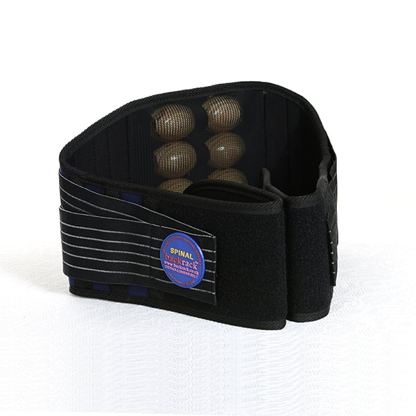 Lumbar belt for back support