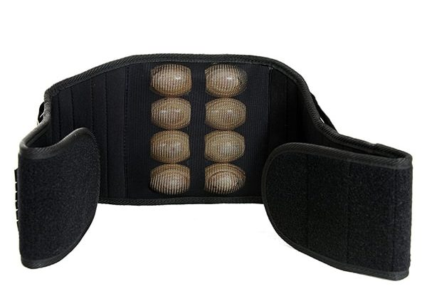 Back support belt for back pain