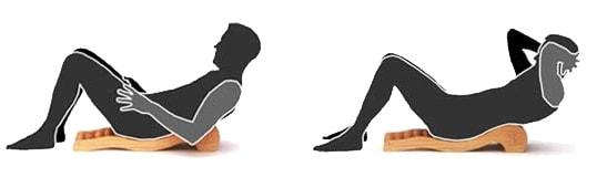 lean back with tilt