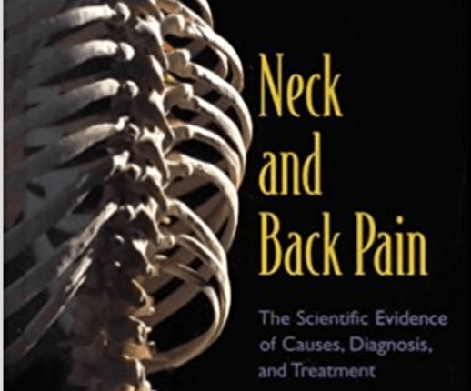 Neck and Back Pain, a book written by Alf Nachemson.