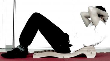 Spinal Backack – 3rd Advanced Exercises – Lean Back (with Tilt)