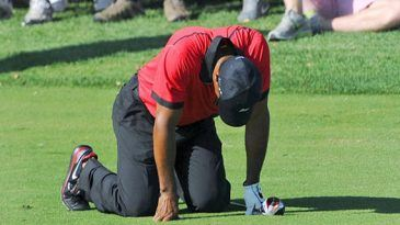 Low Back Pain – Main Golf Injury