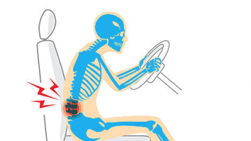 Is Driving giving you Back pain?
