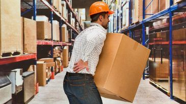 How Industrial Workers Can Treat and Prevent Back Pain?