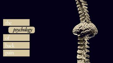 The Psychology of Back Pain – How to change your mind's biology?