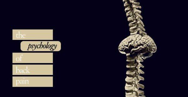 Psychology of back pain.