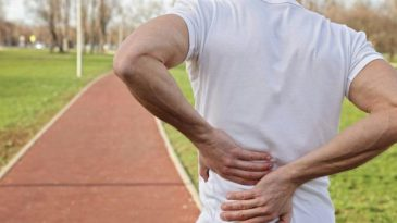 Lower Back Pain Influenced Breathing Patterns