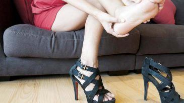 High Heels – A Fashion Statement or Strain on the Back?
