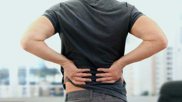 The Relation Between Sedentary Lifestyle and Non-Specific Lower Back Pain