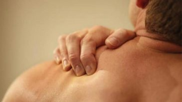 How To Relieve Back Pain Between Shoulder Blades?