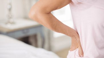 Inactivity and Low back pain